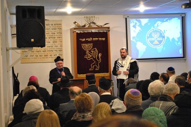mesianic ecumenic